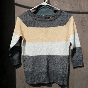 Extremely soft  stripe sweater